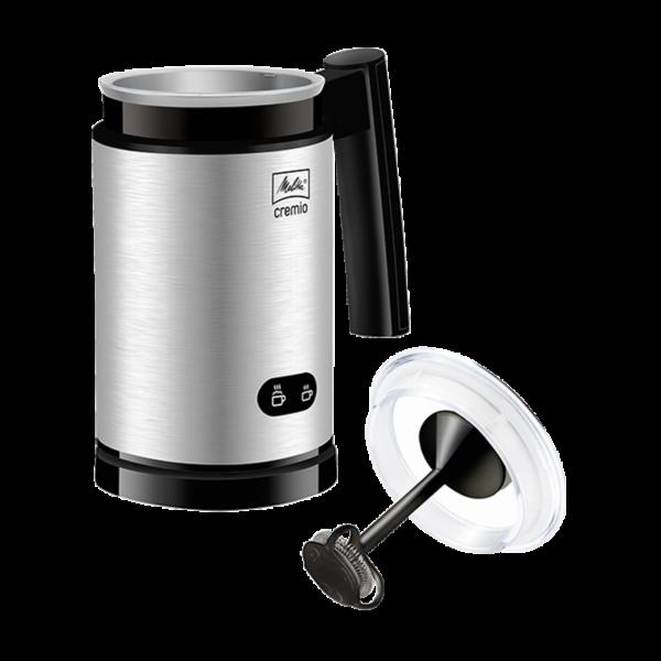 melitta milk frother steel 1