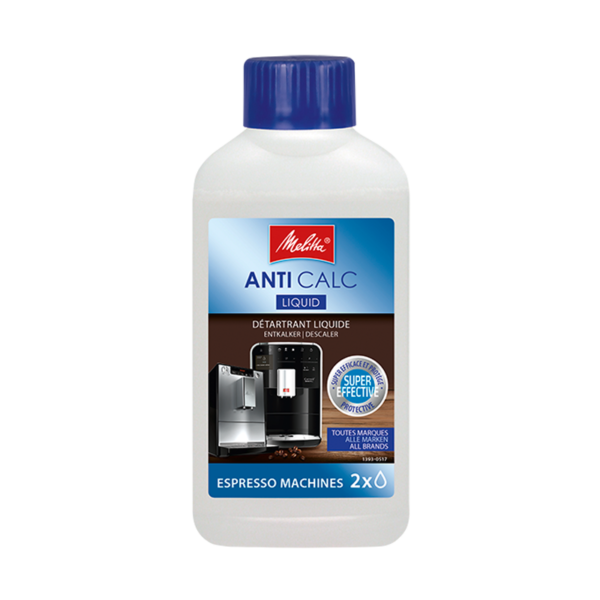 anti calc espresso machines 250ml