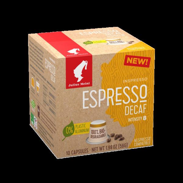 decaf espresso soft and sweet