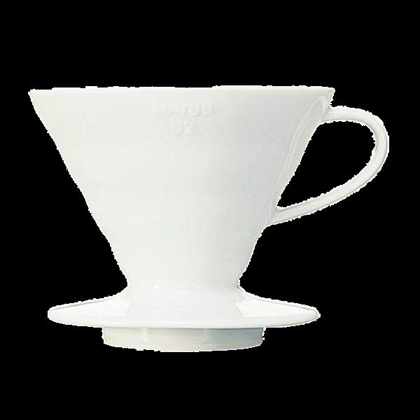 Hario v60 white ceramic