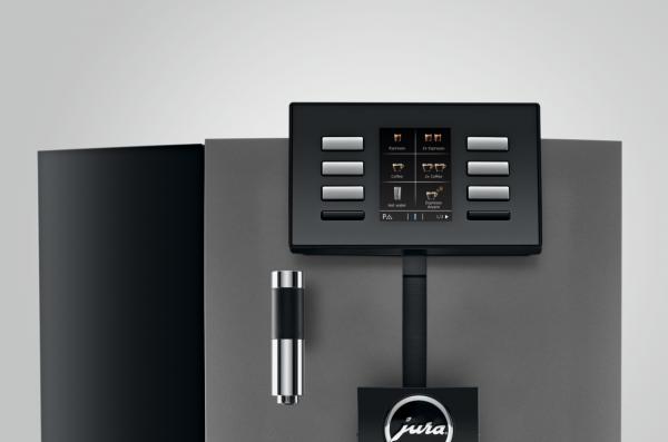Jura X6 Display